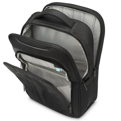 """15.6"""" NB Backpack - HP Legend Backpack, From the materials to the included features, this bag is as robust as they come. It's got plenty of pockets, durable handles, and a removable shoulder strap, Black"""