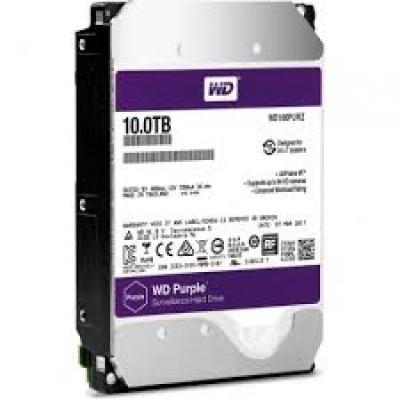 """3.5"""" HDD 10.0TB  Western Digital WD100PURZ Caviar® Purple™, IntelliPower, 64MB, SATAIII"""