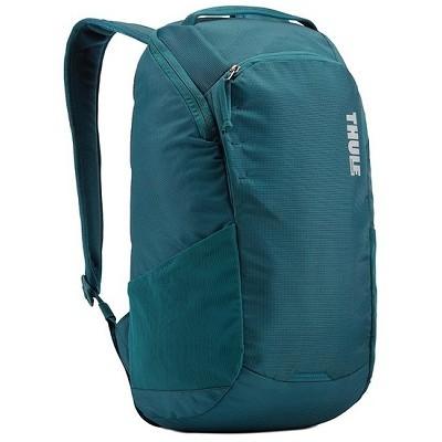 "13"" NB Backpack - THULE EnRoute 14L, Teal, Safe-zone, 840D nylon, 330D nylon mini ripstop, Dimensions: 27 x 20 x 44 cm, Weight 0.73 kg, Volume 14L"