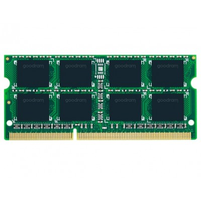 8GB DDR3-1600 SODIMM  GOODRAM, PC12800, CL11