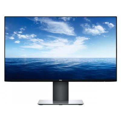 "23.8"" DELL IPS LED U2419HC Borderless Black/Silver (6ms, 2M:1, 250cd, 1920x1080, 178°/178°, sRGB coverage 99%, USB-C port (Power, Data, Video), HDMI, DisplayPort, Height Adjustment, Pivot,  Audio Line out, USB Hub: 4xUSB3.0, VESA.)"