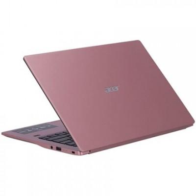 "ACER Swift 3 Millennial Pink (NX.HJKEU.011), 14.0"" IPS FHD (Intel Core i5-1035G1 4xCore, 1.0-3.6GHz, 8GB (1x8) LPDDR4 RAM, 256GB PCIe SSD, Intel UHD Graphics, WiFi-AC/BT 5.0, FPS, Backlit KB, 3cell, HD Webcam, RUS, Linux, 1.19kg, 15.95mm)"