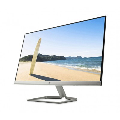 """27.0"""" HP IPS LED 27fw with Audio Bordless White (5ms, 1000:1, 300cd, 1920x1080, 178°/178°, VGA, 2 x HDMI, Audio Line-out, Speakers 1.5W, AMD FreeSync, Low Blue Light)"""