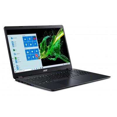 "ACER Aspire A315-56 Shale Black (NX.HS5EU.00H) 15.6"" FHD (Intel Core i5-1035G1 4xCore 1.0-3.6GHz, 8GB (2x4) DDR4 RAM, 1TB HDD, Intel UHD Graphics,  w/o DVD, WiFi-AC/BT, 2cell, 0.3MP webcam, RUS, Linux, 1.9kg)"