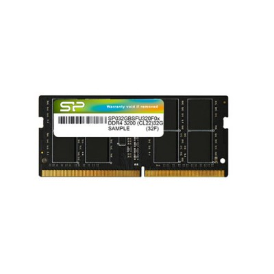 4GB DDR4-2666 SODIMM  Silicon Power, PC21300, CL19, 512Mx16, Single Rank, 1.2V