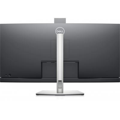 "34.0"" DELL IPS LED C3422WE Video Conferencing Black (5ms, 21:9, 300M:1, 300cd, 3440 x 1440, 178°/178°, HDMI, DisplayPort, USB-C, USB Hub: 3 x USB3.0, LAN (RJ-45), Webcam 5Mpx, Speakers 2 x 5W, Audio Line out, Height Adjustment, VESA)"