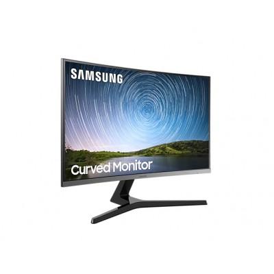 "26.9"" SAMSUNG VA LED C27R500FHI Curved ZeroFrame Gray (5ms, 3000:1, 300cd, 1920x1080, 178°/178°, VGA, HDMI, Curveture 1800R, AMD FreeSync 75Hz, Samsung MagicBright/MagicUpscale, Audio Line-out, VESA)"