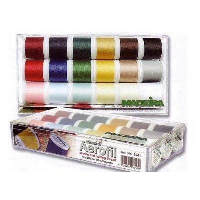ACC Sewing Threads Kit Madeira 66008041 18 x 200m