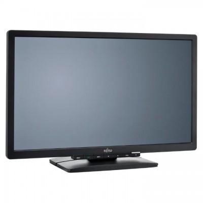 """20.0"""" Fujitsu """"E20T-6 LED"""" Black (1600x900, 5ms, 250cd, LED2M:1, DVI, 2x1W)"""