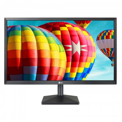 "21.5"" LG ""22MK430H-B"", Black (IPS, 1920x1080, 5ms, 250cd, Mega DCR (1000:1), HDMI+D-Sub)"