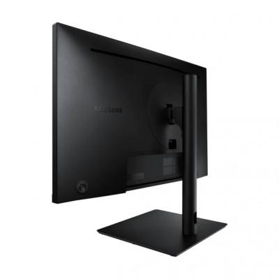 "27"" SAMSUNG S27R650F, Black/Gray, IPS, 1920x1080, 75Hz, FreeSync, 5ms, 250cd, MegaDCR, D-Sub+HDMI+DP"