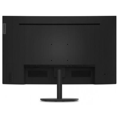 """32"""" Lenovo D32qc-20, Black (Curved-VA 2560x1440, FreeSync 75Hz, 4ms, 250cd, DCR 3M:1, HDMI+DP)"""
