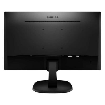 "23.8"" Philips ""243V7QDAB"", Black (IPS 1920x1080, 5ms,250cd, LED10M:1, D-Sub+HDMI+DVI, Speakers)"