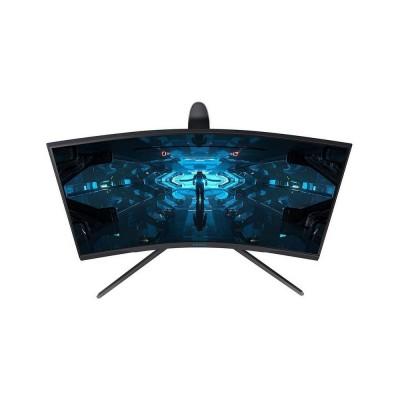 "27"" SAMSUNG Odyssey G7 ""C27G75TQSI"", Black (Curved-VA 2560x1440, G-Sync 240Hz, 1ms, 350cd, DP+HDMI)"