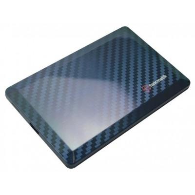 Power Bank  1400 mAh, Tuncmatik Energycard  1400 - Micro USB Black, Apple ‐certified (MFi)