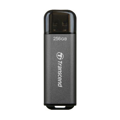 """256GB USB3.1 Flash Drive Transcend """"JetFlash 920"""", Space Gray, Cap, High Speed TLC (R/W:420/400MB/s)"""