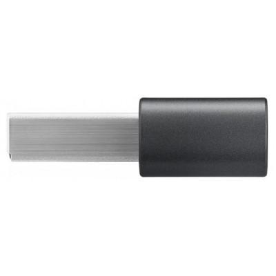 """128GB USB3.1 Flash Drive Samsung FIT Plus """"MUF-128AB/APC"""", Grey, Plastic Case (R:200MB/s)"""