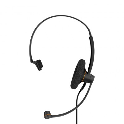 Headset EPOS SC 30 USB Mono, ActiveGard®, Mic Noise-cancelling, volume/mute control, cable 2m