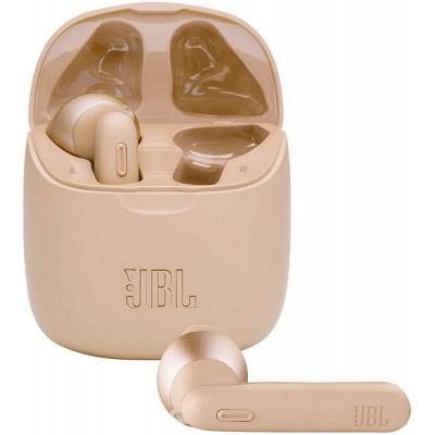 True Wireless JBL TUNE 225TWS, Gold, TWS Headset.