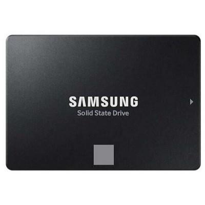 """2.5"""" SATA SSD 1.0TB Samsung  870 EVO """"MZ-77E1T0BW"""" [R/W:560/530MB/s, 98K IOPS, MGX, V-NAND 3bit MLC]"""