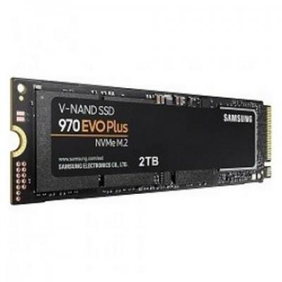 .M.2 NVMe SSD 2.0TB Samsung 970 EVO Plus [PCIe 3.0 x4, R/W:3500/3300MB/s, 620/560K IOPS, Phx, TLC]