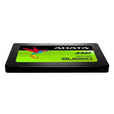 """2.5"""" SATA SSD  240GB  ADATA Ultimate SU650 [R/W:520/450MB/s, 40K/75K IOPS, MK/SMI, 3D-NAND TLC]"""
