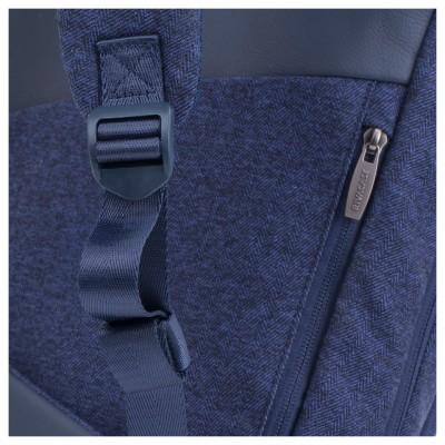 "16""/15"" NB backpack - RivaCase 7960 Blue Laptop"