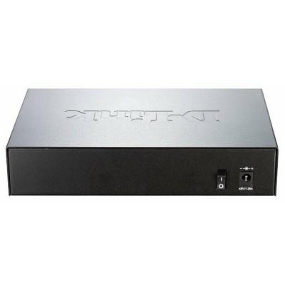 .8-port 10/100/1000Mbps  POE, D-Link DGS-1008P/E1A