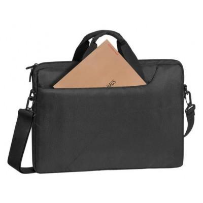 "16""/15"" NB  bag - RivaCase 8035 Black Laptop"